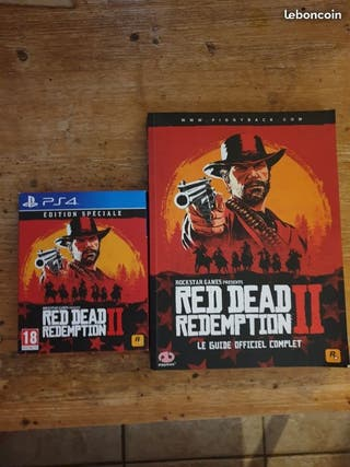 Red Dead Redemption 2 ( Edition Spéciale) PS4