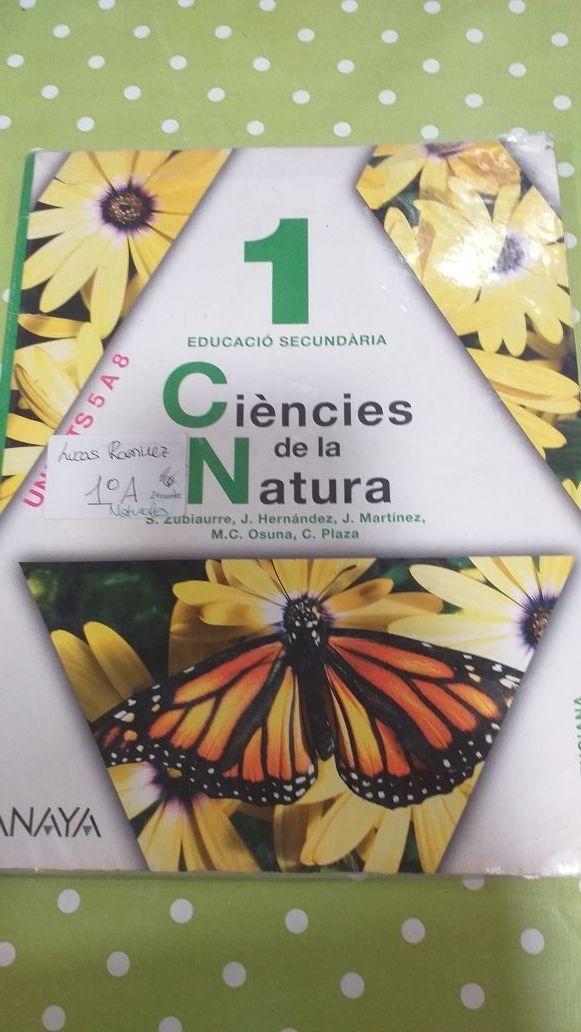 naturales 1° Eso
