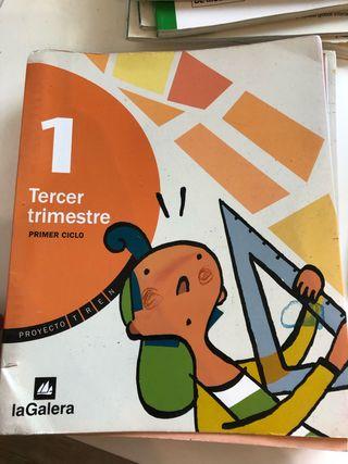 Libros de 1' curso de primaria 10€ por libro