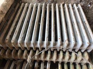 Módulos radiador hierro fundido