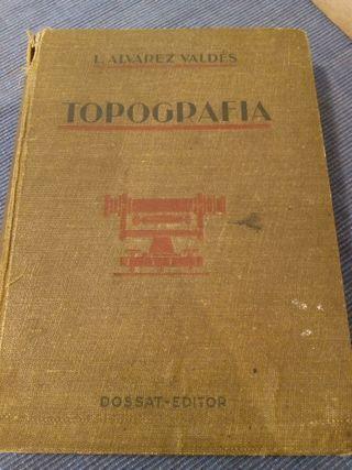 Libro - Topografía - 1941