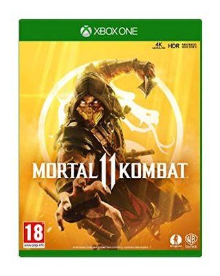 Mortal Kombat 11 xbox one (Físico)