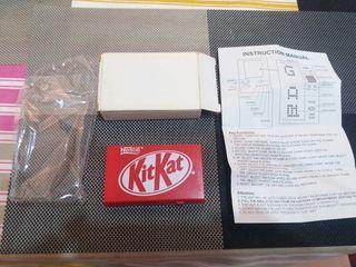 Maquinita de bloques promo de Kit Kat