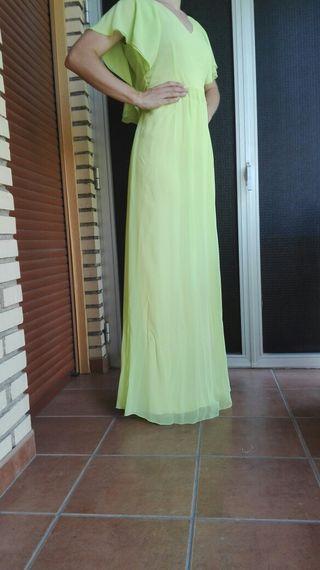 e9983e64b5e Vestido de fiesta Mango de segunda mano en Alcalá de Henares en WALLAPOP