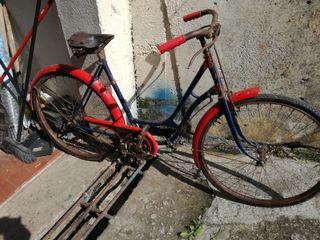 bicicletas antiguas varillas
