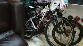 Bicicleta Goka, de.monte