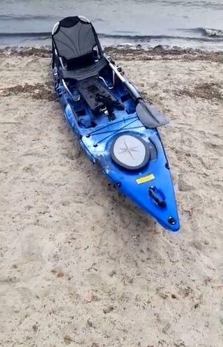 kayak merlin 4.3 pesca