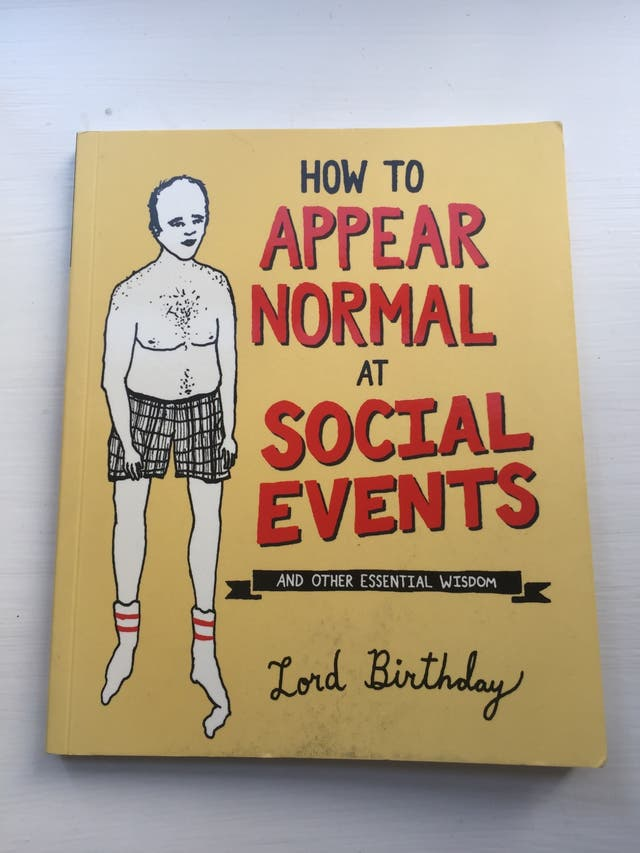How to Appear at Social Events