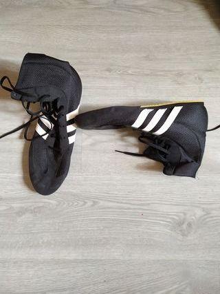 zapatillas adidas peso muerto