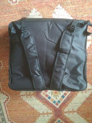 funda mochila de acordeón 96 o 120 bajos