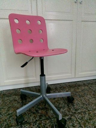 sillas escritorio niña