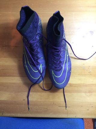 Vendo botas de futbol gama alta
