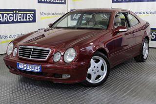 Mercedes CLK Elegance V8 279cv Muy cuidado