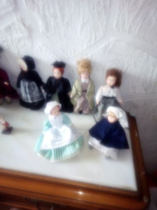 muñecas d porcelana