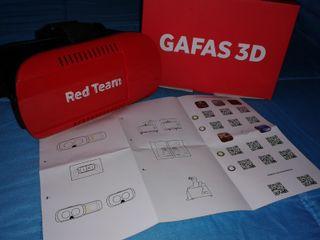 Gafas realidad virtual 3D VR BOX y regalo NUEVOS
