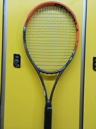 raquetas tenis head radical team