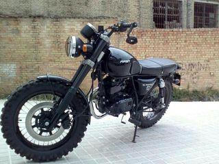 Mash Seventy-Five 125 cc