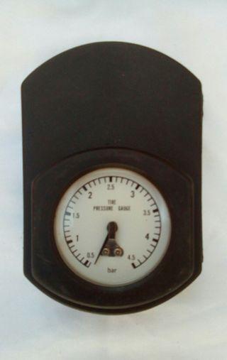 Medidor de presión