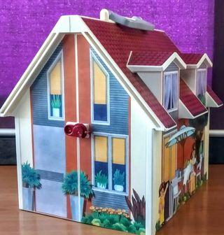 Casa - maletín de Playmobil