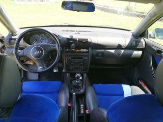 Audi S3 2002 motor bam cambio o vendo