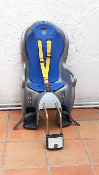 silla infantil bicicleta