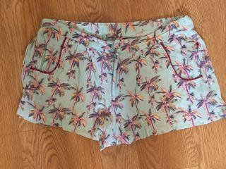 Pantalón corto playero o veraniego