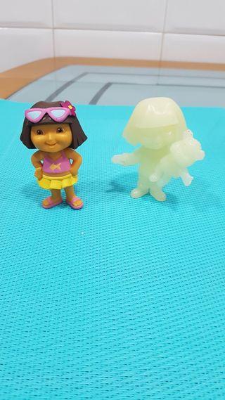 Muñecas Dora ( 2 Muñecas)