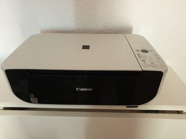 Impresora escáner Canon MP210