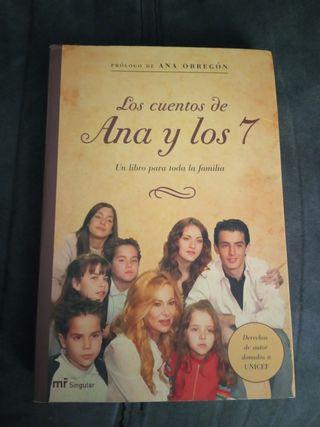 libro Ana y los 7