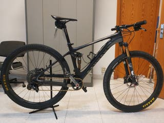 MTB canyon lux 29 doble carbono