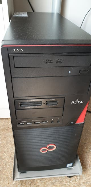 PC Sobremesa Server Fujitsu w550