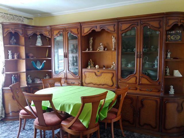 Muebles comedor. de segunda mano por 400 € en Catarroja en ...