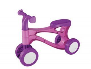 Mi primer Scooter, moto niña