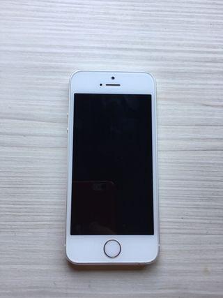 Iphone 5s gris plata