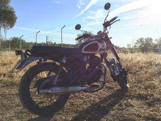 Moto Mash Seventy Five 125cc (2017)