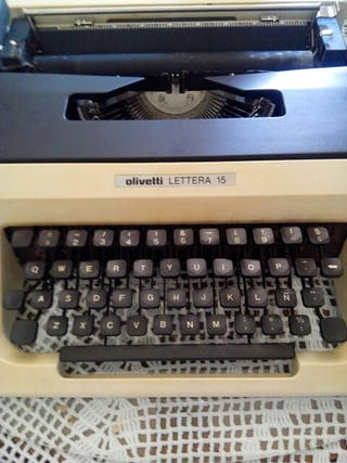 olivetti lettera 15