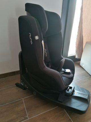 silla coche nuna