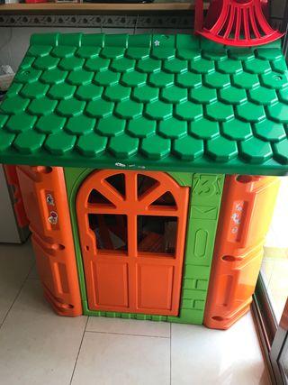 Caseta para niños