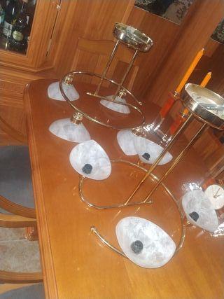 lámparas salon