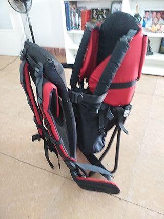 mochila de paseo
