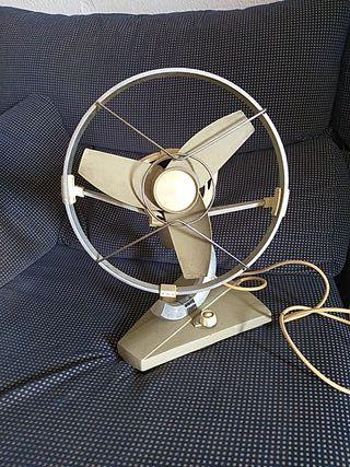 Ventilador super antiguo