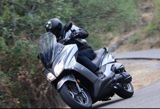 Moto Kymco 125cc