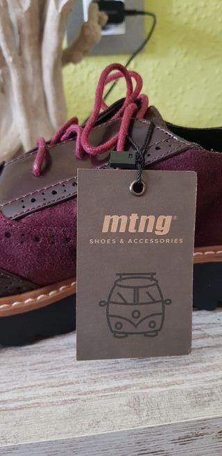 zapatos mustang