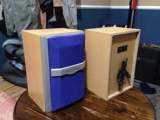Altavoces NUEVOS Dynamic Sound System