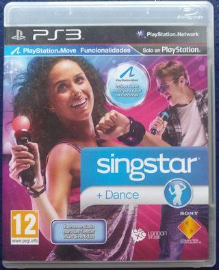 SingStar Dance - Juego PS3