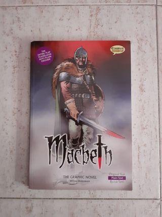 Macbeth Novela gráfica