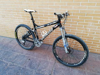 mtb doble specialized 26