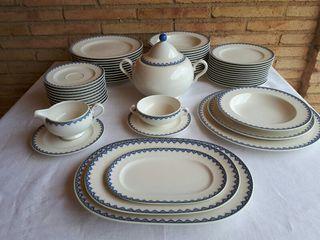 Vajilla porcelana de Villeroy &Boch