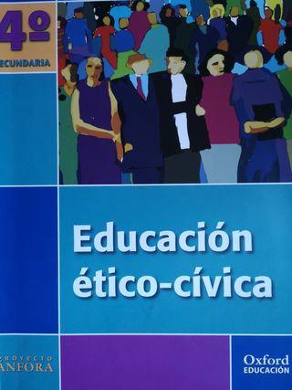 Libro Educación Ético-Cívico