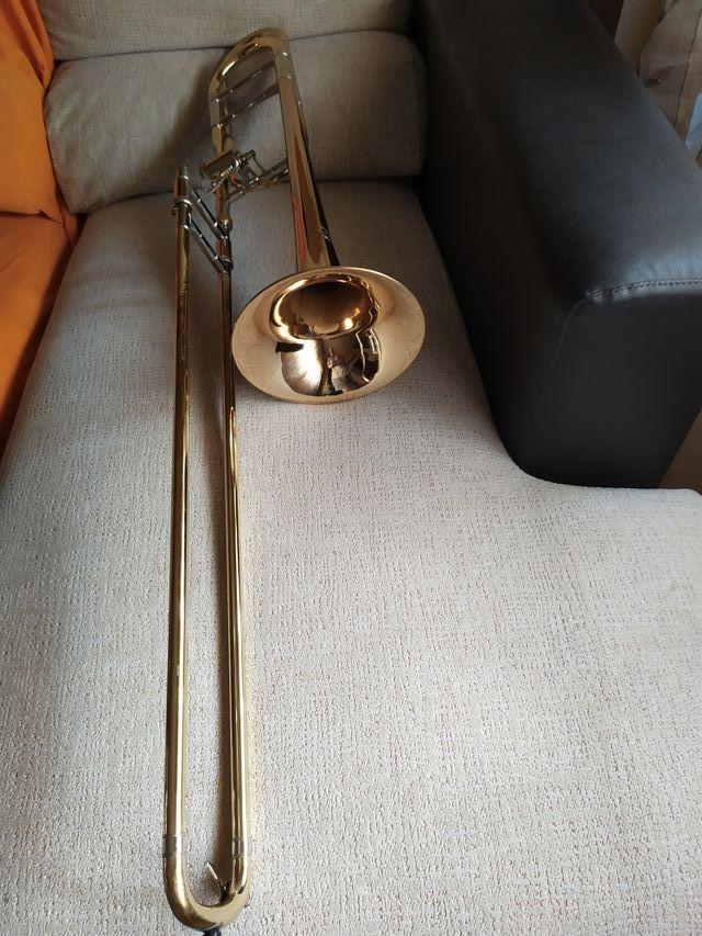 trombon Bach